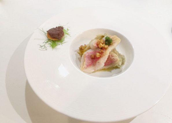 Rotbarbe-Artischockenpueree-Supperclub-Stuttgart