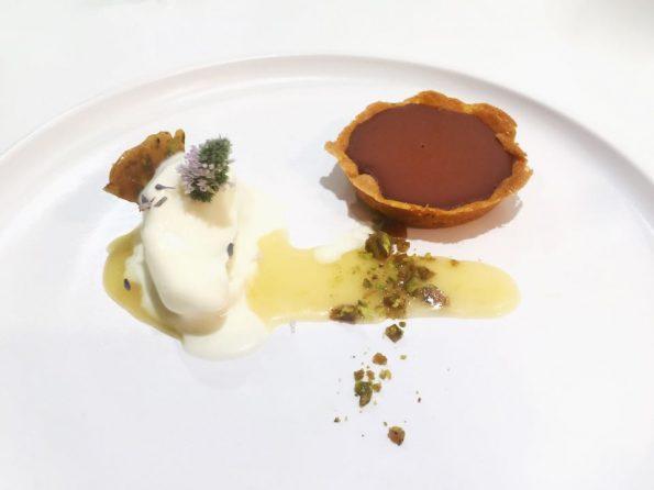 Schokoladen-Tarte-Lemon-Curd
